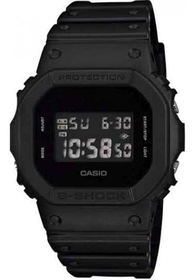 Relógio Casio G-shock Masculino Dw-5600bb-1dr + Nfe Garantia