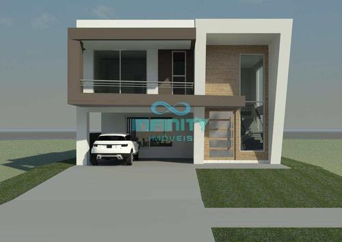 Casa De Condomínio À Venda No Alphaville Gravataí. Cod: 1123 - V1123