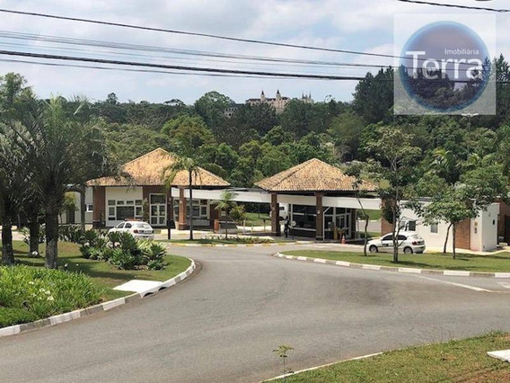 Terreno À Venda, 678 M² - Parque Das Artes - Granja Viana - Te0778