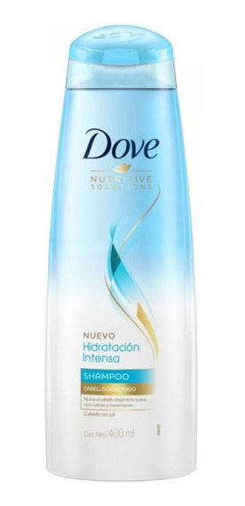 Dove Shampoo Hidratacion Intensa 400ml Unilevercp