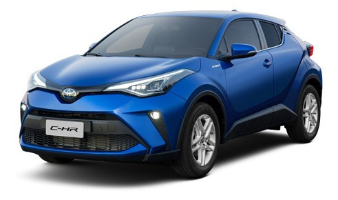 Toyota C-hr Hv 1.8 Ecvt