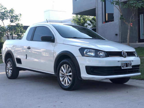 Volkswagen Saveiro 1.6 Gp Ce 101cv Safety 2016