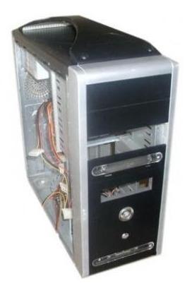 Computador Servidor Para Redes Con Mikrotik Instalado Y Prog