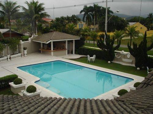 Casa  Residencial À Venda, Acapulco, Guarujá. - Ca0200