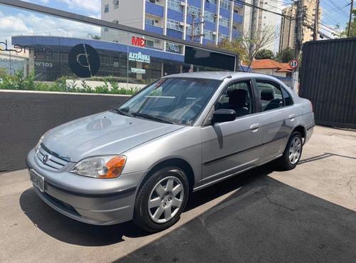 Honda Civic 1.7 Lx Aut. 4p  Cod 9926