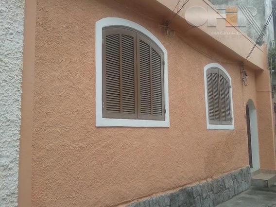 Casa Com 3 Dormitórios À Venda, 120 M² Por R$ 400.000 - Santa Rosa - Niterói/rj - Ca0646