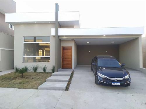 Imagem 1 de 16 de Casa Com 3 Dormitórios À Venda, 112 M² Por R$ 730.000,00 - Condomínio Terras Do Vale - Caçapava/sp - Ca0337