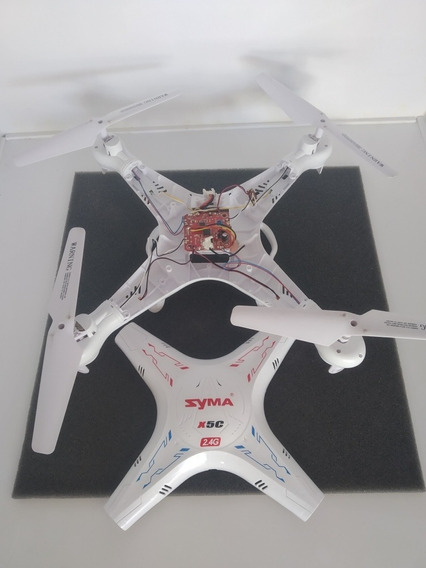 Drone Syma X5c Leia O Anúncio