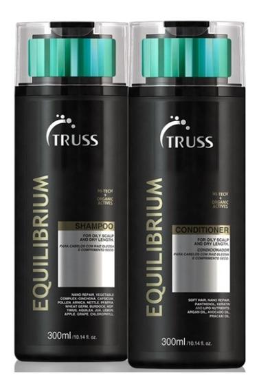 Equilibrium Shampoo E Condicionador Cabelos Oleosos