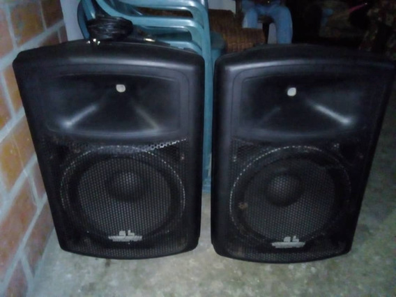 Cornetas Soundbarrier Amplificadoras Ecliptica 15