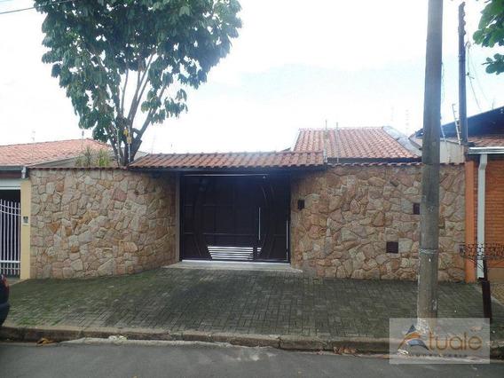 Casa Com 3 Dormitórios À Venda, 150 M² Por R$ 550.000,00 - Jardim Alvorada - Sumaré/sp - Ca5489