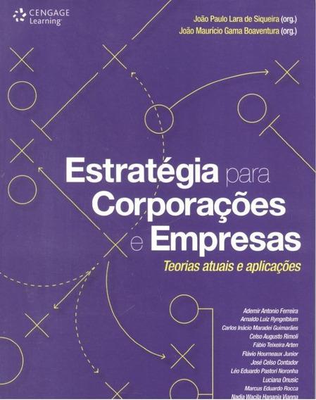Estrategia Para Corporacoes E Empresas