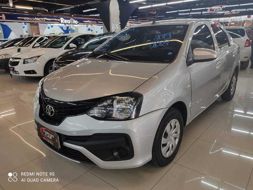 Imagem 1 de 15 de Toyota Etios 1.5 Sd X Vsc At 2019