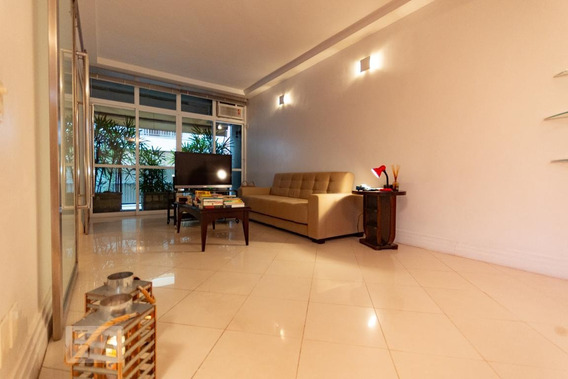 Apartamento Para Aluguel - Leblon, 1 Quarto, 84 - 893104367