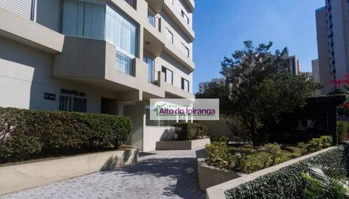 Imagem 1 de 30 de Apartamento Com 2 Dormitórios À Venda, 65 M²- Chácara Inglesa - São Paulo/sp - Ap5672