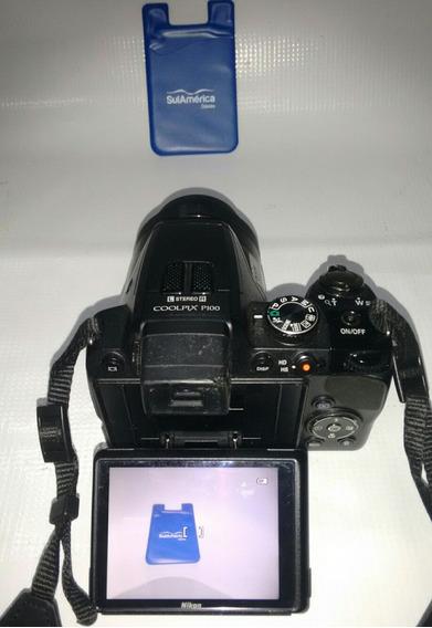 Câmera Nikon P100