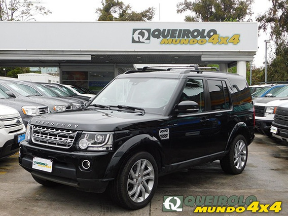 Land Rover Discovery Discovery4 Hse 3.0 2017