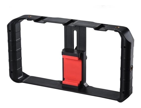 Stead-cam Estabilizador Mao Ulanzi U-rig Smartphone Celular
