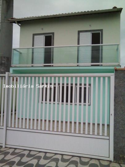 Casa Para Venda Em Praia Grande, Jardim Esmeralda, 2 Dormitórios, 1 Suíte, 2 Banheiros, 3 Vagas - 459