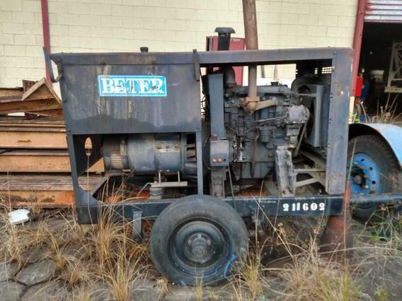 Gerador Motor 4 Cilindros