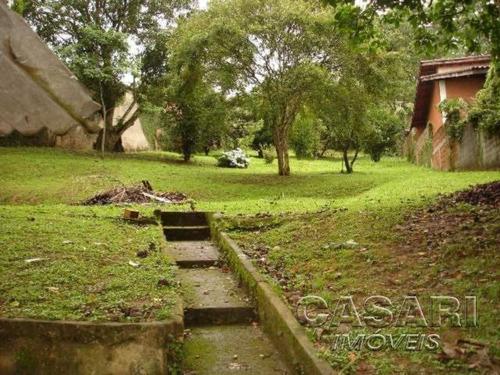 Chácara Com 4 Dormitórios, 3200 M² - Riacho Grande - São Bernardo Do Campo/sp - Ch0469