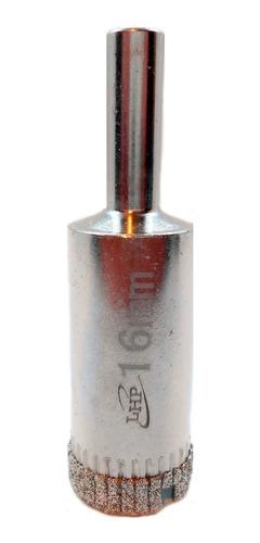 Imagen 1 de 6 de Mecha Diamantada 16mm Vidrio Cerámica Mármol Porcelanato
