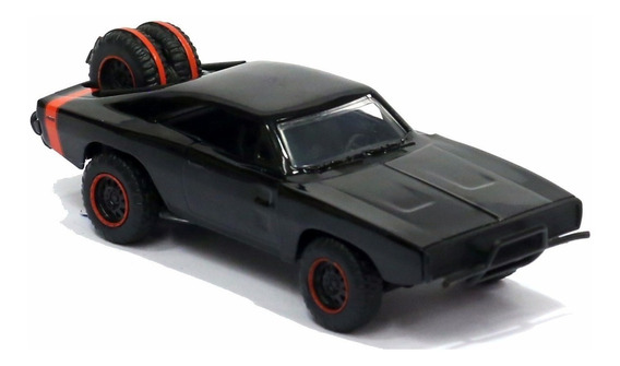 Miniatura Veloses E Furiosos Dodge Off Rod 1970 Escala 1;24