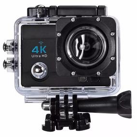 Câmera De Ação Action Pro Sport 4k / Tf Card 2 / Wi-fi /12mp