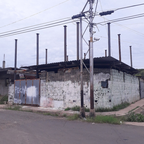 Lote De Terreno Comercial Y Construccion Centro San Fernando