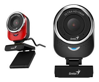 Webcam Genius Qcam 6000 Full Hd 1080p Microfono Usb