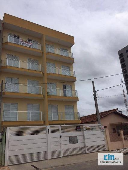 Apartamento Residencial Para Locação, Centro, Boituva. - Ap0077