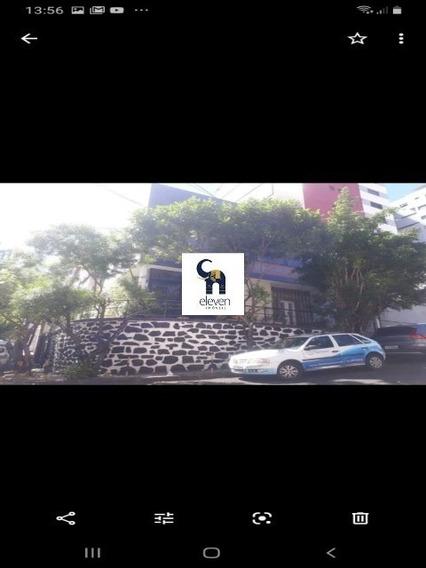Casa Comercial Para Locação Graça, Salvador 4 Dormitórios, 2 Salas, 3 Banheiros, 2 Vagas 204,00 M² - Cs00462 - 34366012