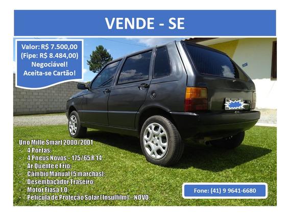 Uno Mille Smart 2000/2001