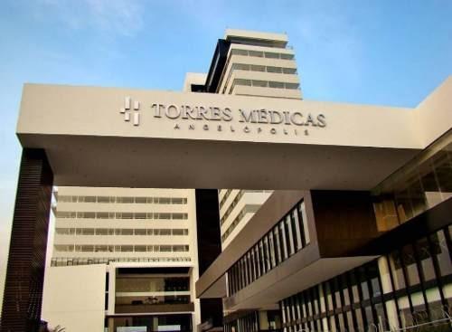 Renta Consultorio Medico En Torres Medicas Angelopolis