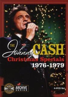 Dvd : Johnny Cash - The Johnny Cash Christmas Specials: ...