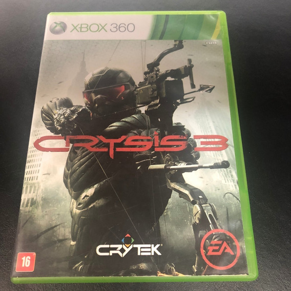 Crysis 3 Xbox 360 Midia Fisica Usado