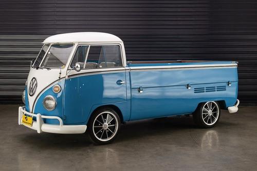 Imagem 1 de 7 de 1975 Volkswagen Kombi Pick Up
