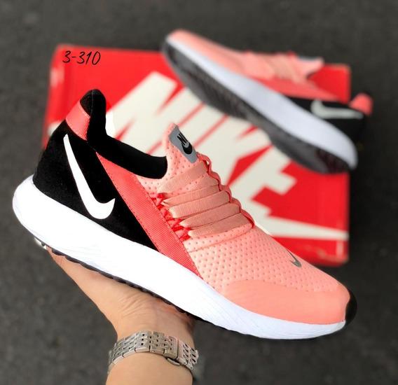 Nike Coral Para Dama Moda 2019