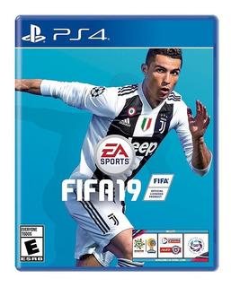 Fifa 2019 Playstation 4 Fifa19 Ps4 Juego Fisico Sellado