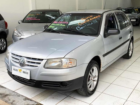 Volkswagen Gol 1.0 Plus Total Flex 4p 2006
