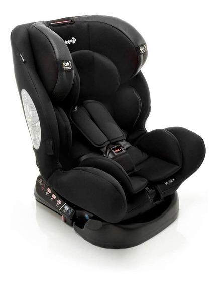 Cadeirinha De Carro Bebe Safety 1st Multifix Isofix Black