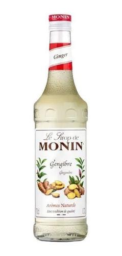 Imagem 1 de 1 de Xarope Para Drinks E Gin Monin Gengibre 700ml