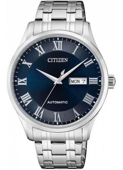 Relógio Citizen Masculino Automático Nh8360-80l / Tz20797f