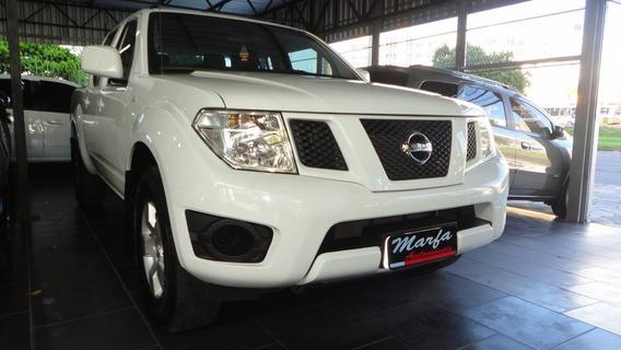 Nissan Frontier 2.5 S 4x2 Cd Turbo Eletronic Diesel 4p