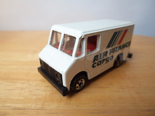 Delivery Truck Air France Cargo A Escala Hot Wheels 1986 C44