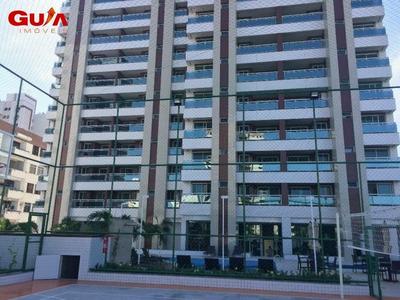Apartamento Com 3 Suítes - Acabamento Alto Padrão - 1432