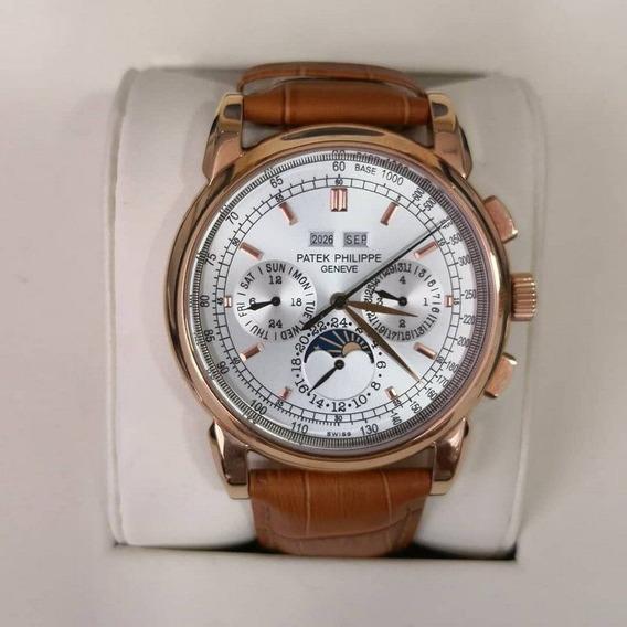 Relógio P210 Patekk Philip Automático + Frete Grátis