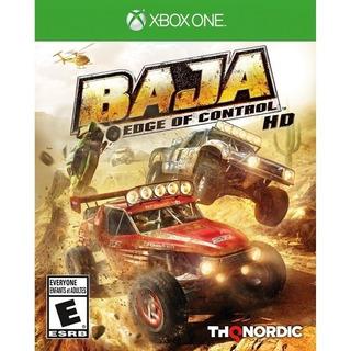 Baja Edge Of Control Hd Xbox One Online
