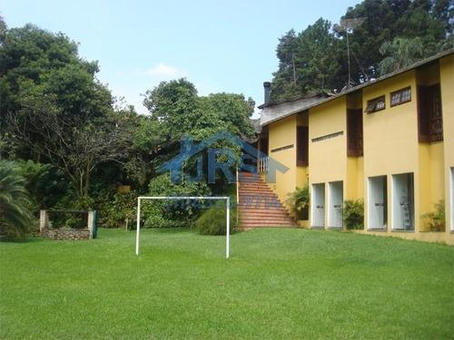 Chácara Com 4 Dormitórios À Venda, 4000 M² Por R$ 2.300.000,00 - Jardim Do Rio Cotia - Cotia/sp - Ch0036