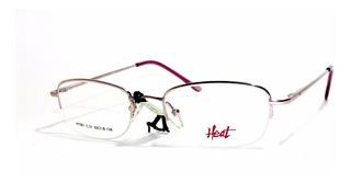 Anteojos Lentes Gafas Armazón Receta Heat Ht 061 Óptica Mgi